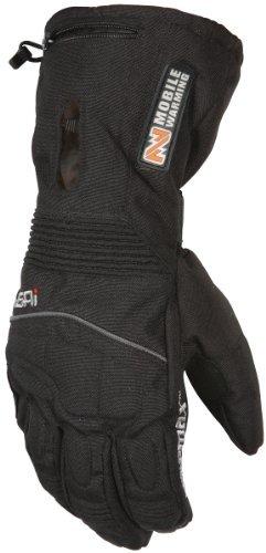 Mobile Warming Mens TX Gloves Black (XL)