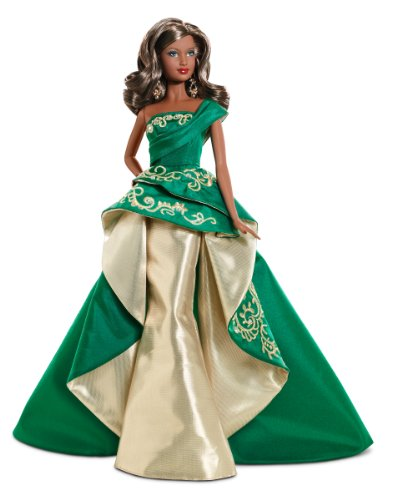 Barbie Collector Holiday Barbie 2011 Doll, African American