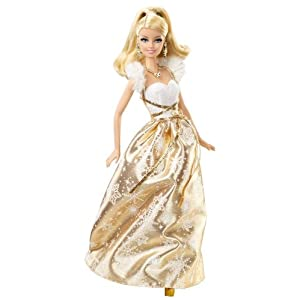 Barbie Holiday Wishes Doll