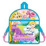 Kids Euroswan - Disney WD92130 mochila junior 31 cm. Princesas Palace Pets