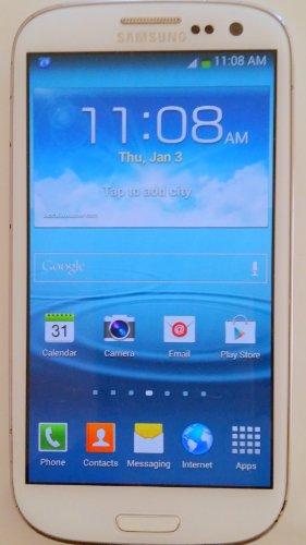 Samsung Galaxy S3 SGH-i747 4G LTE GSM Unlocked 16GB No Warranty (White) (Samsung Galaxy S3 Unlock compare prices)