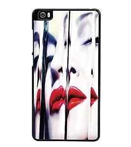 Famous Hollywood Singer 2D Hard Polycarbonate Designer Back Case Cover for Xiaomi Mi 5 :: Redmi Mi5