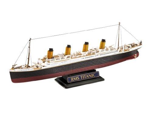 Revell-05727-Modellbausatz-Geschenkset-Titanic