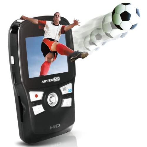 Camscope avec mmoire flash AIPTEK3DI2GRIS