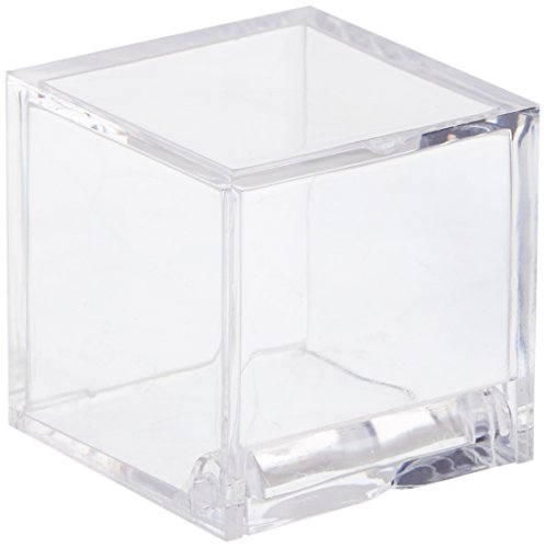 Fashioncraft Acrylic Box from The Perfectly Plain Collection (Acrylic Box With Lid compare prices)
