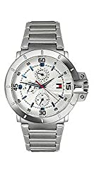 Tommy Hilfiger Analog Silver Dial Mens Watch - TH1790471/D