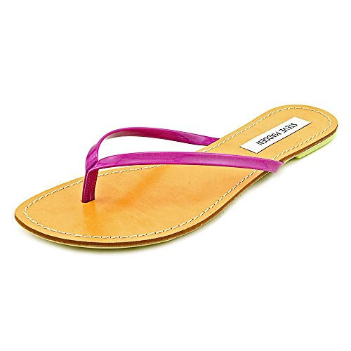 Steve Madden Sndstorn Womens Size 9 Purple Flip Flops Sandals Shoes front-1069825