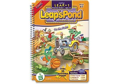 Leap's Pond Book #7 - On the Farm