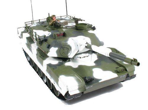 Tank M1A1 Abrams Hobby Engine Premium Line 2.4Ghz Hiver
