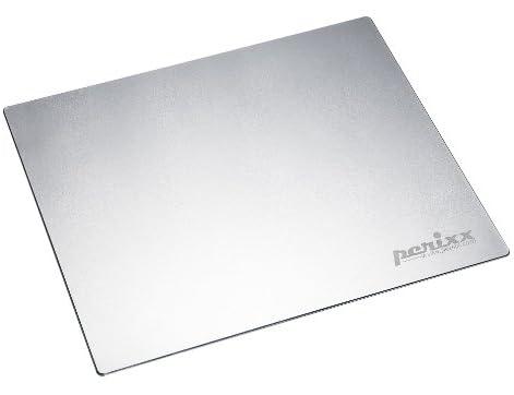 ペリックス DX-3000LAL, ゲーミングマウスパッド - アルミ製 - サイズ320x270x3mm - 安定感あるノンスリップベース - 表面特殊加工済みで素早い動きに対応