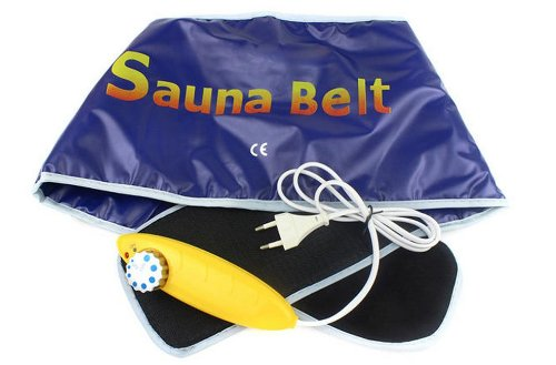 Electronic Massager With Infrared Heat Sauna Belt Belt 128 X20Cm 220V
