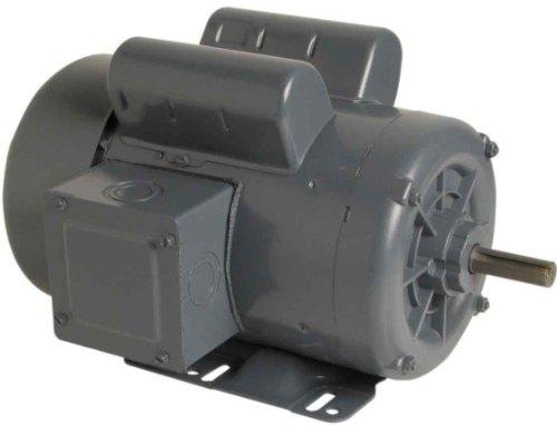 AO Smith C693 Cap Start Rigid, 56H Frame, 1-1/2-HP, 1725-RPM, 115/208-230-Volt, 15-Amp, Ball Bearing Motor 230v 15 Amp