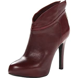 Jessica Simpson Women's Aggie Boot,Wine,8 M US