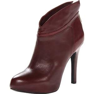 Jessica Simpson Women's Aggie Boot,Wine,8 M US