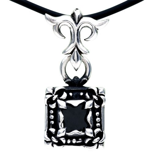 Pugster 925 Sterling Silver Special Photo Frame Pendant Necklace