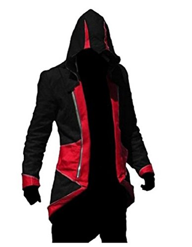 Assassins Creed Cosplay Costume Hoodie/Jacket/Coat