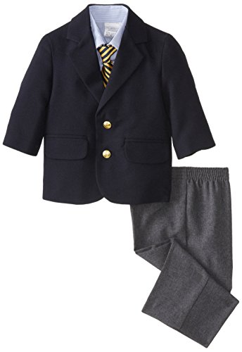 Nautica Baby-Boys Infant Poplin Dress Set