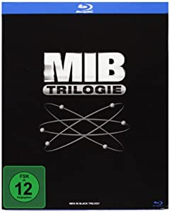 Men in Black - Trilogie [Blu-ray]