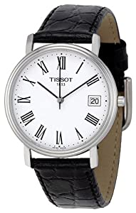 Tissot Men's T52142113 T-Classic Desire Leather Watch