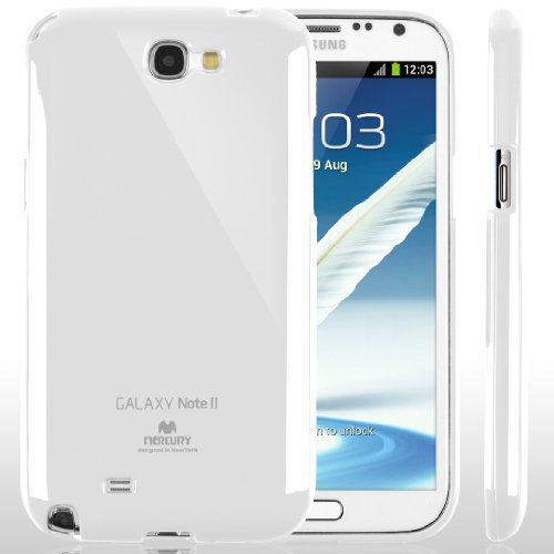 Mercury Flexible Samsung Galaxy White