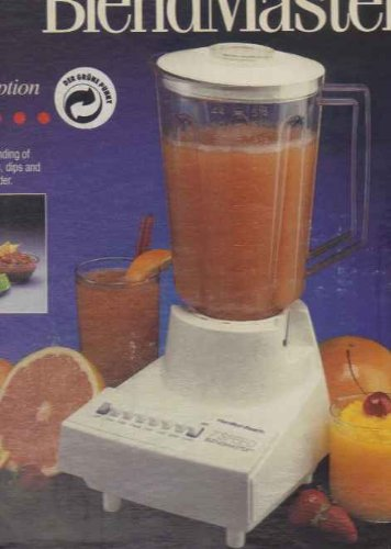 Hamilton Beach BlendMaster 7 Speeds Blenders with PULSE Option