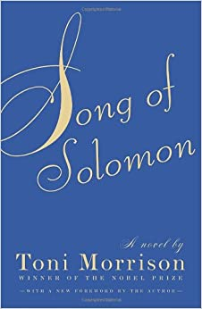 an analysis of toni morrison of solomon Index terms—song of solomon, afro-american feminist criticism, spiritual  freedom  toni morrison, an american author, was born chloe anthony wofford  in.
