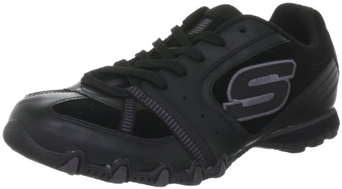 Skechers Bikers Spring Warp Trainers Women