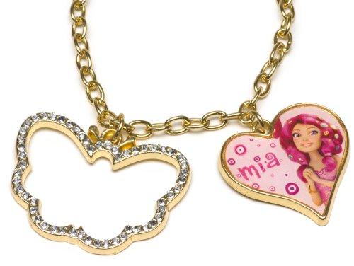 Mia and Me - Colgante con forma de corazón