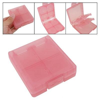 Gino Pink 16 in 1 Game Card Case For Nintendo DS Lite NDSi