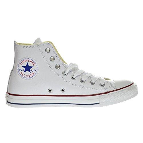 Converse Chuck Taylor HI Men's Shoe White 132169c (8 D(M) US)