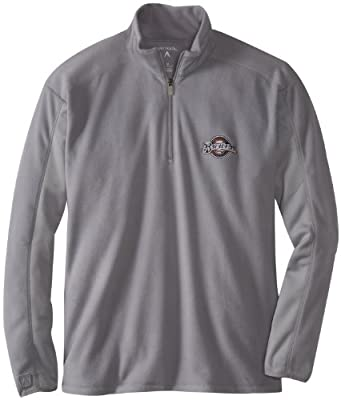 MLB Men's Milwaukee Brewers Frost Fleece Pullover