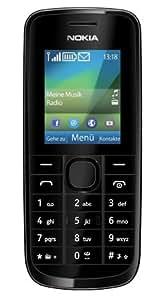 Nokia 113 Mobile Phone / Vodafone / Pay As You Go / PAYG / Pre-Pay - Black (Black)