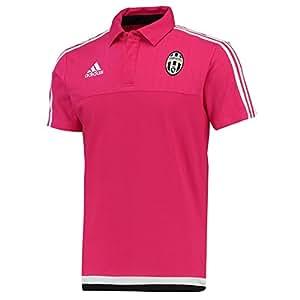 Amazon.com : 2015-2016 Juventus Adidas Polo Shirt (Pink