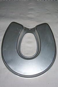 wilton horseshoe cake pan instructions