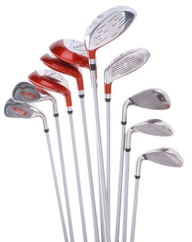 Delta Golf Lady Pro 10 Piece Hybrid Right Hand Set