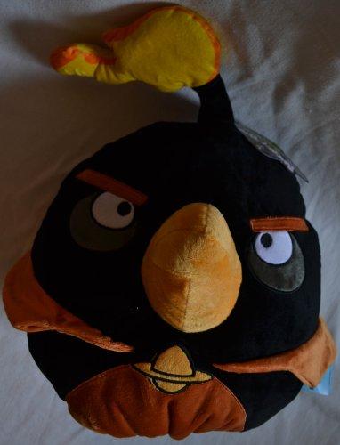 Imagen de Angry Birds espacio felpa almohada - Fire Bird Bomb