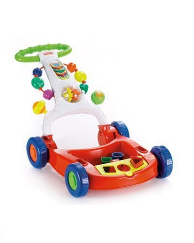 Fisher-Price Walker-To-Wagon - 1