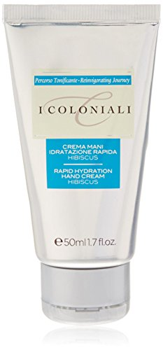 I Coloniali Crema Mani Idratante All'Hibiscus Unisex 50 ml
