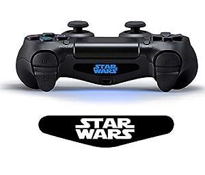 GamerGeekz® LightBar Sticker Decals Set of 33 Pcs for PS4 PlayStation 4 Controller