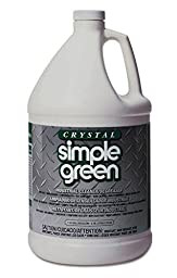 Simple Green Crystal Cleaner, 1 Gallon