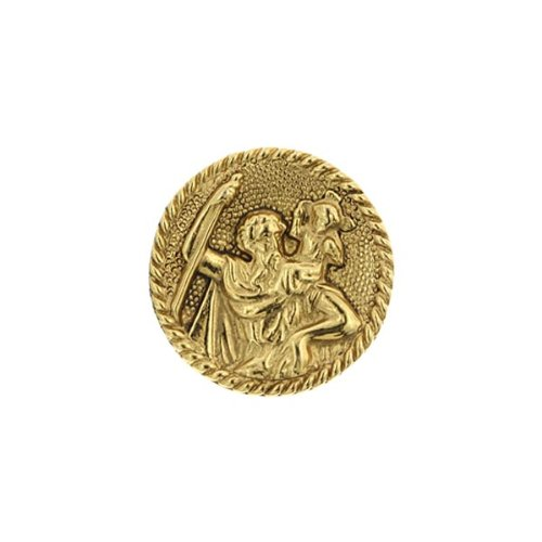 Pin of St. Joseph by The Vatican Library Collection