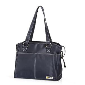 Tippitoes City Bag - Bolso cambiador, color negro en BebeHogar.com