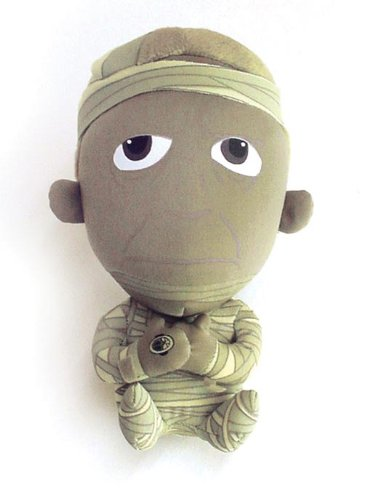 Universal Studios Super Deformed Mummy 6 inch Plush - 1