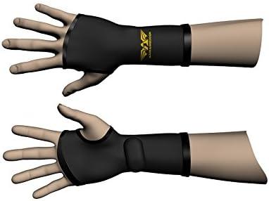 【国内正規品】 ARMAGGEDDON アルマゲドン プロゲーミング グローブ Pro Gaming Gloves 右用Mサイズ Calibre Glove R-M