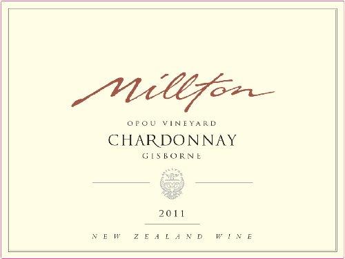 2012 Millton Opou Chardonnay, Gisborne, 750 Ml