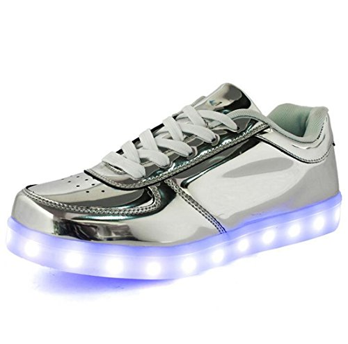 led-scarpe-schuhe-kinder-scarpe-donna-uomo-sneakers-men-women-shoes-light-up-7-color-led-shoes-argen