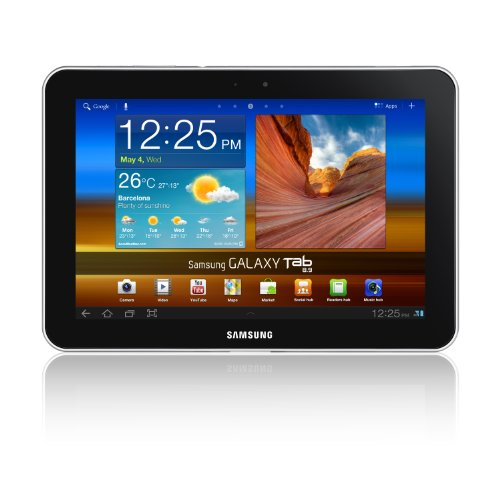 Samsung Galaxy Tab 8.9 inch Tablet - Black (nVidia Tegra T250S 1GHz, 16GB Storage, WLAN, Front Camera, Rear Camera, Android 3.1 Honeycomb)