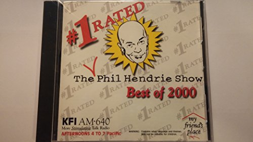 Phil Hendrie Show 2001 Bring It! Cd