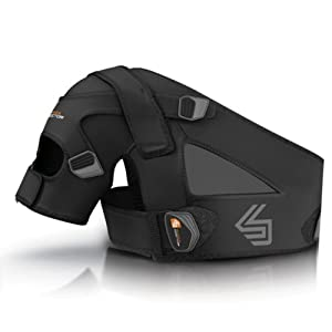 Shock Doctor Shoulder Support (Black) by Shock Doctor