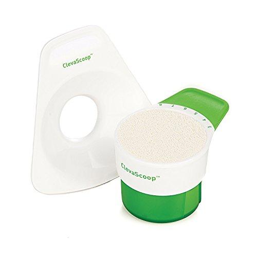 Clevamama 7004 ClevaScoop Dosatore per latte in polvere